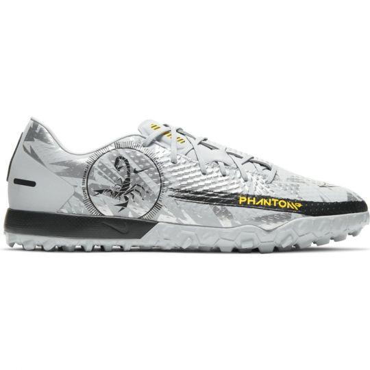 Nike PHANTOM GT ACADEMY SE TURF Voetbalschoenen (TF) Zilver