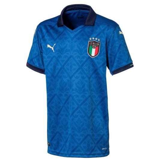 PUMA Italië Thuisshirt 2020-2022 Kids