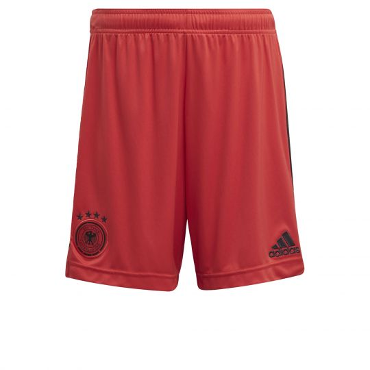 adidas Duitsland Thuis Keepersshort 2020-2021 Rood