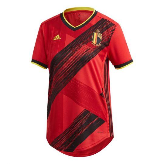 adidas Belgie Thuisshirt Vrouwen 2020