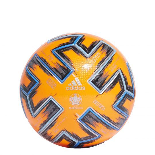 adidas Uniforia Pro Officiële Voetbal Maat 5 Oranje Zwart