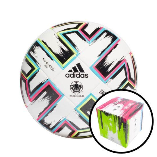 adidas Uniforia League Box Voetbal Wit Zwart