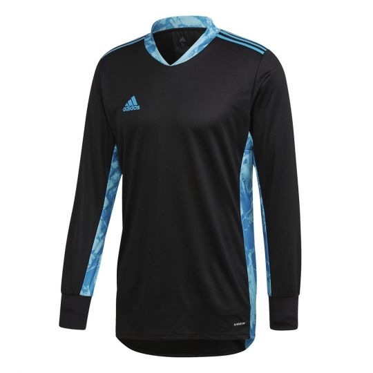 adidas ADIPRO 20 Keepersshirt Lange Mouwen Zwart Blauw