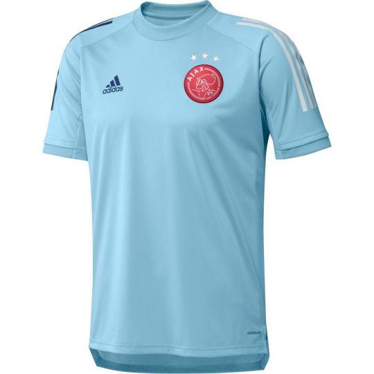 adidas Ajax Trainingsshirt 2020-2021 Kids Blauw