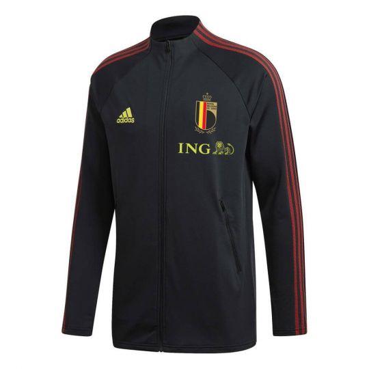 adidas Belgie Anthem Trainingsjack 2020 Zwart