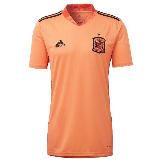 adidas Spanje Keepersshirt Oranje
