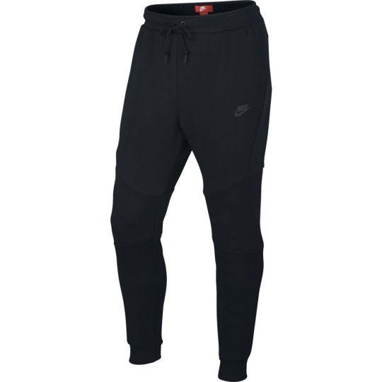 Nike Tech Fleece Broek Black Black