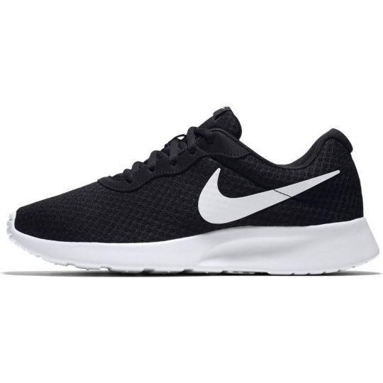 Nike Tanjun Sneaker Zwart Wit