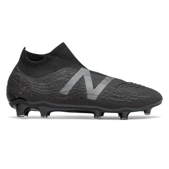 New Balance Tekela V3 Pro Gras Voetbalschoenen (FG) Zwart Reflecterend