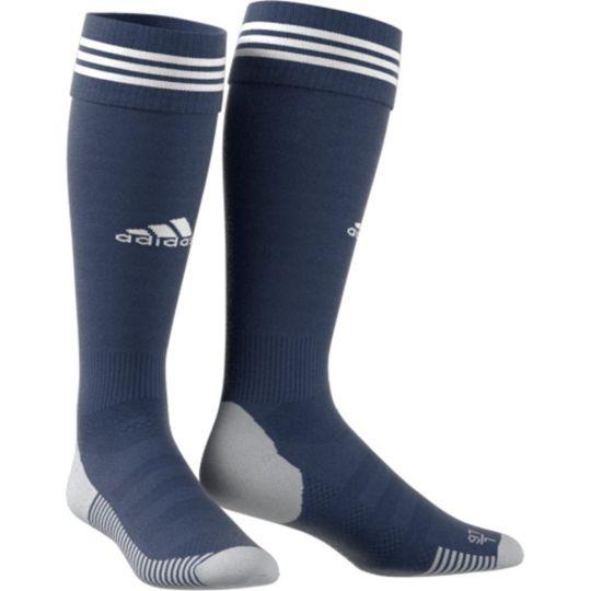 adidas ADI SOCK 18 Voetbalsokken Blauw Wit