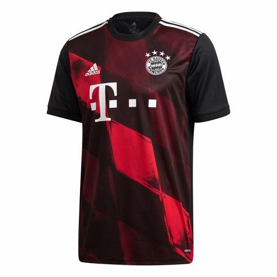 adidas Bayern Munchen 3rd Voetbalshirt 2020-2021