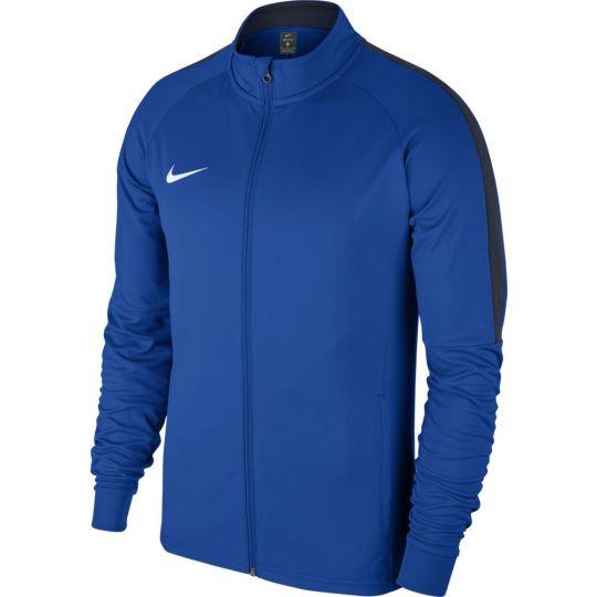 Nike Dry Academy 18 Trainingsjack Blauw Donkerblauw