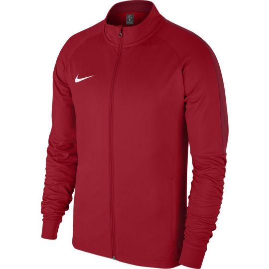 Nike Dry Academy 18 Trainingsjack University Red Gym Red