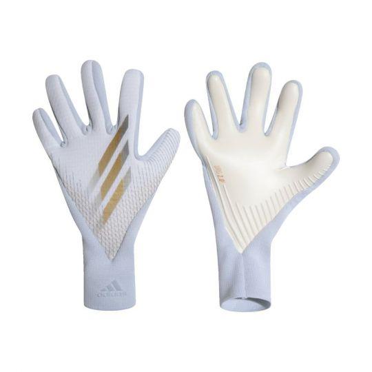 adidas X Keepershandschoenen PRO Wit Goud Zilver