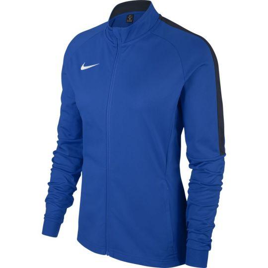 Nike Vrouwen Dry Academy 18 Trainingsjack Blauw