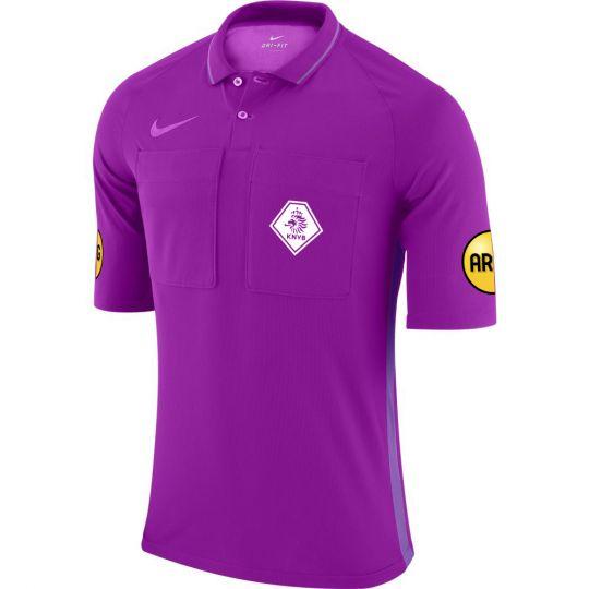 Nike KNVB Scheidsrechtersshirt 2020-2022 Paars