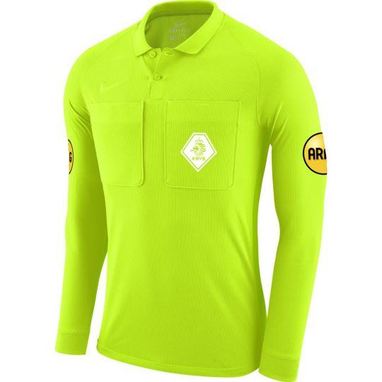 Nike KNVB Scheidsrechtersshirt Lange Mouwen 2020-2022 Volt