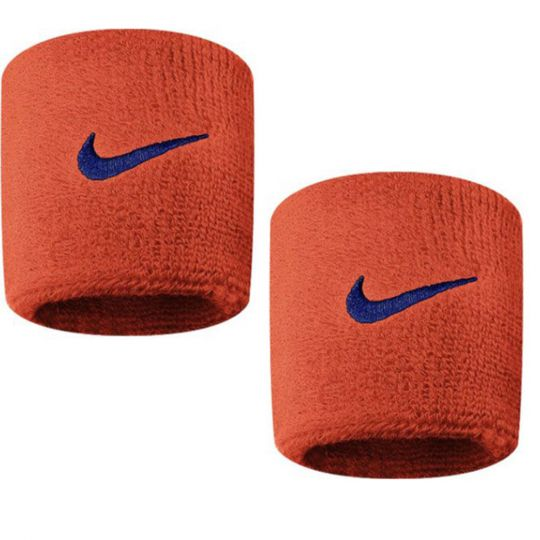 Nike SWOOSH Polsbanden Rood Blauw