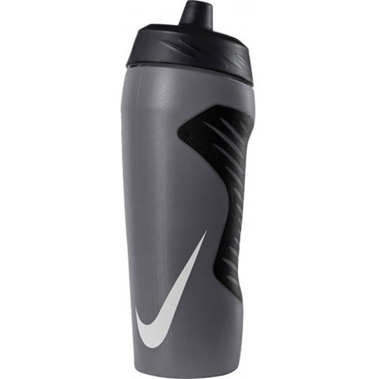 Nike Bidon HYPERFUEL WATER BOTTLE Grijs Grijs Zwart 500ML