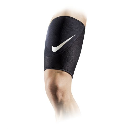 Nike Thigh Sleeve 2.0 Black White