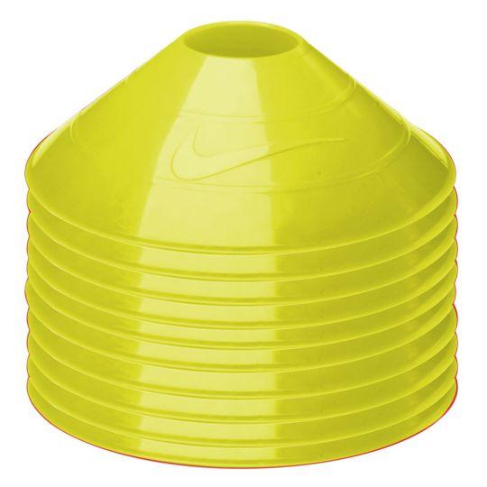 Nike Team Sport 10-pack Training Cones Volt