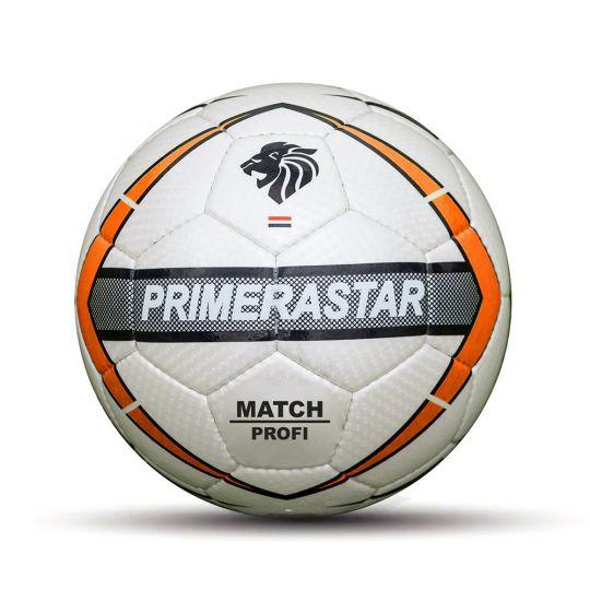 Kelme Primerastar Zaalvoetbal Match Wit Grijs Oranje