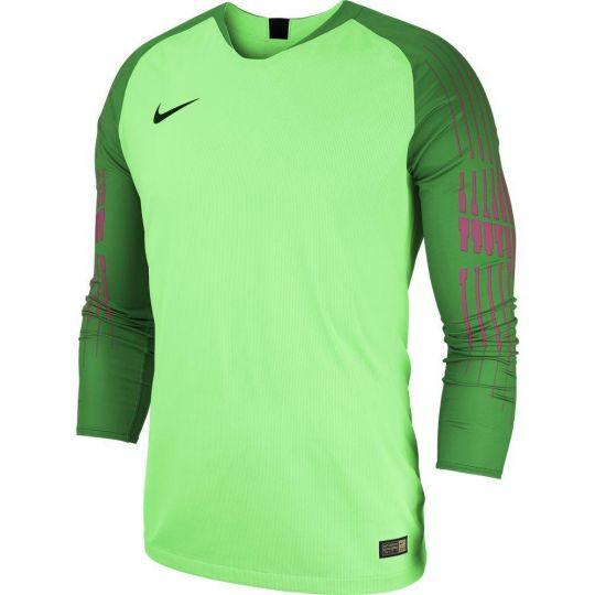 Nike Gardien II Keepersshirt Lange Mouwen Kids Green Strike