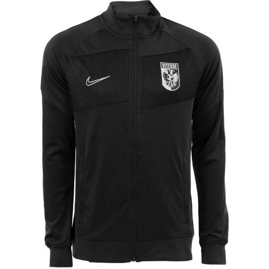 Nike Vitesse Trainingsjack 2020-2021 Donkergrijs Zwart