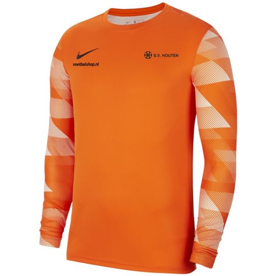 S.V. Houten Keepersshirt Basic Junior Oranje