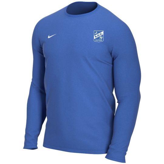 SDC Putten Wedstrijdshirt Junior Blauw