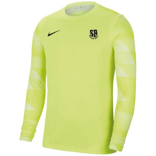 Soccer Boys Keepersshirt Senior Geel