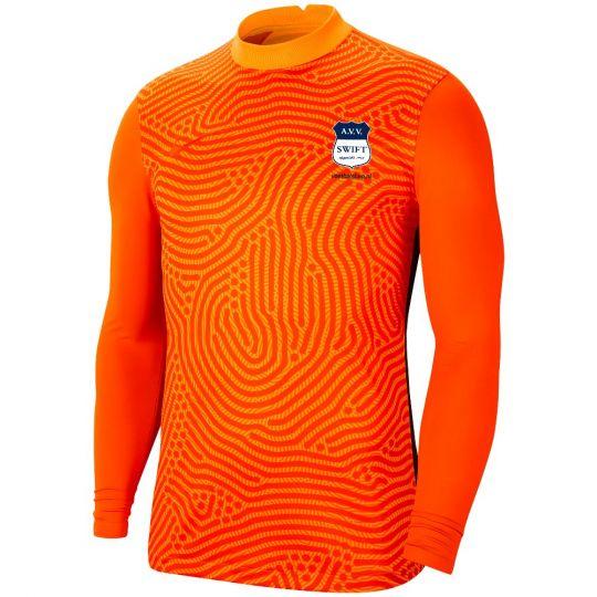 A.V.V. Swift Keepersshirt Luxe II Senior Oranje
