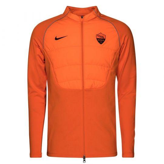 Nike AS Roma Therma Strike Trainingstrui 2020-2021 Oranje