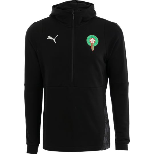 PUMA Marokko Casuals Hoodie 2020-2022 Zwart