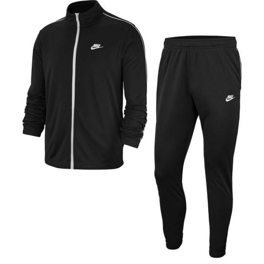 Nike Sportswear Trainingspak Zwart Wit