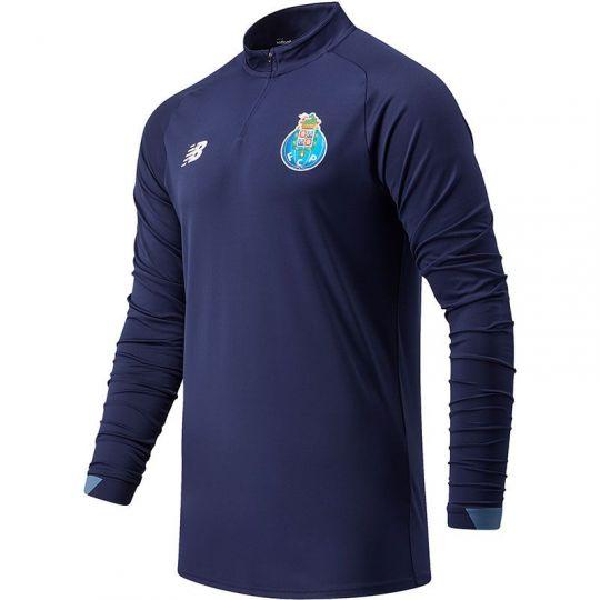 New Balance FC Porto Trainingstrui 2020-2021 Donkerblauw