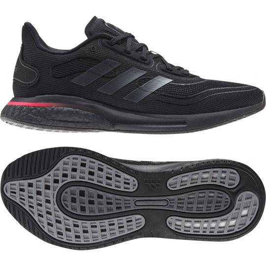 adidas SUPERNOVA Hardloopschoenen Vrouwen Zwart Roze