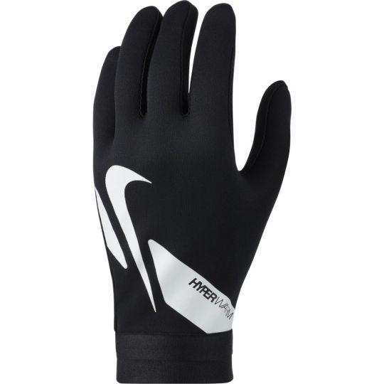 Nike Academy Hyperwarm Handschoenen Zwart Wit