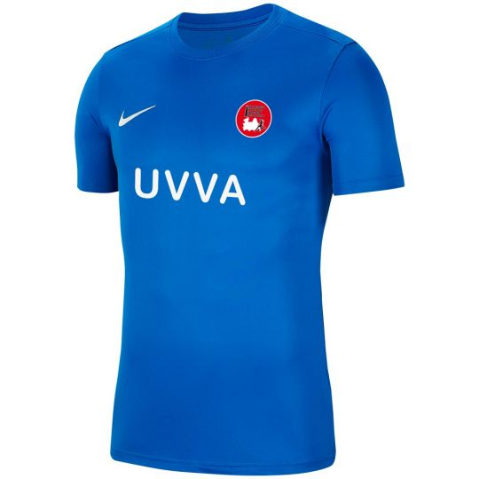 UVVA Keepersshirt Senior Blauw Wit