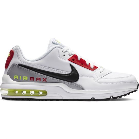 Nike Air Max Limited 3 Sneakers Wit Zwart Grijs