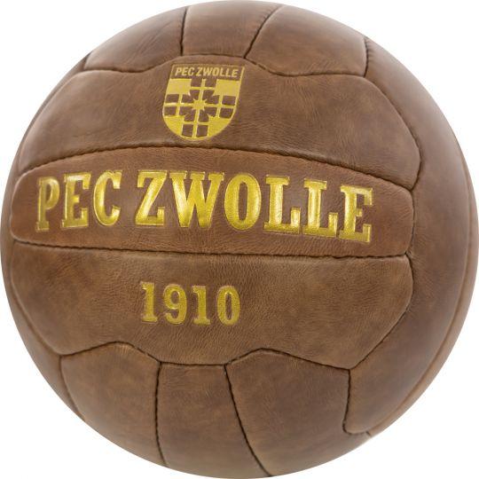 PEC Zwolle Retro Voetbal + Gratis Standaard