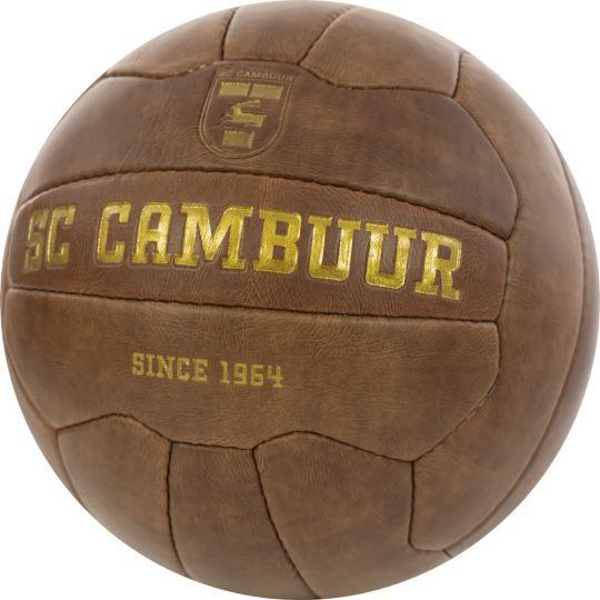SC Cambuur Retro Voetbal+ Gratis Standaard