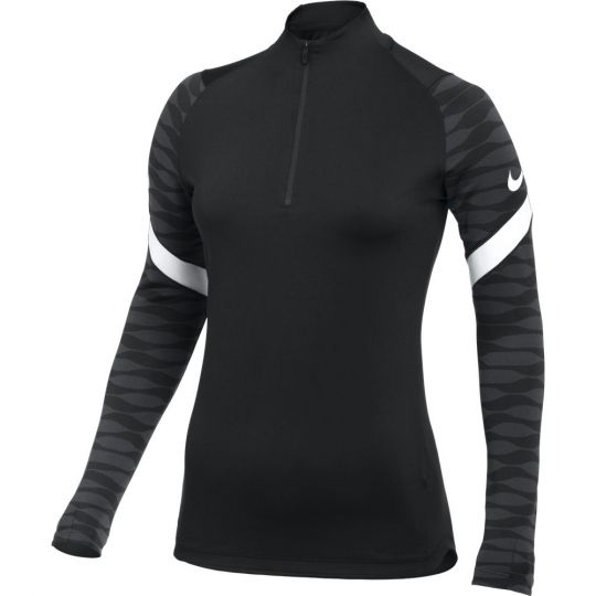 Nike Strike 21 Trainingstrui Dri-FIT Vrouwen Zwart