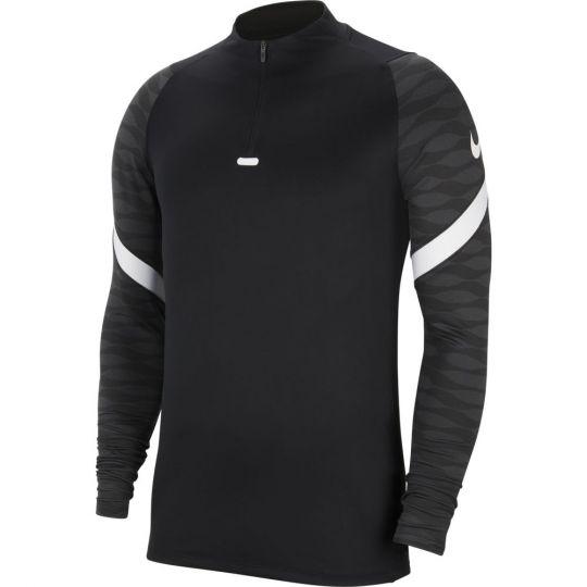 Nike Strike 21 Trainingstrui Dri-Fit Kids Zwart Wit