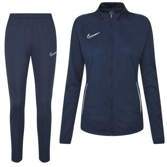 Nike Dri-FIT Academy 21 Trainingspak Vrouwen Donkerblauw Wit