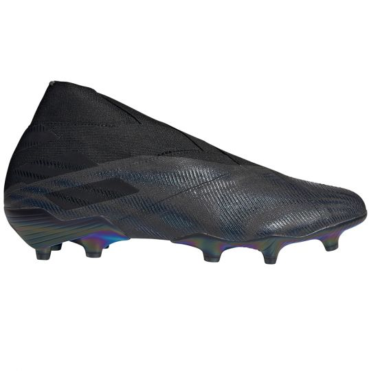 adidas Nemeziz+ Gras Voetbalschoenen (FG) Zwart