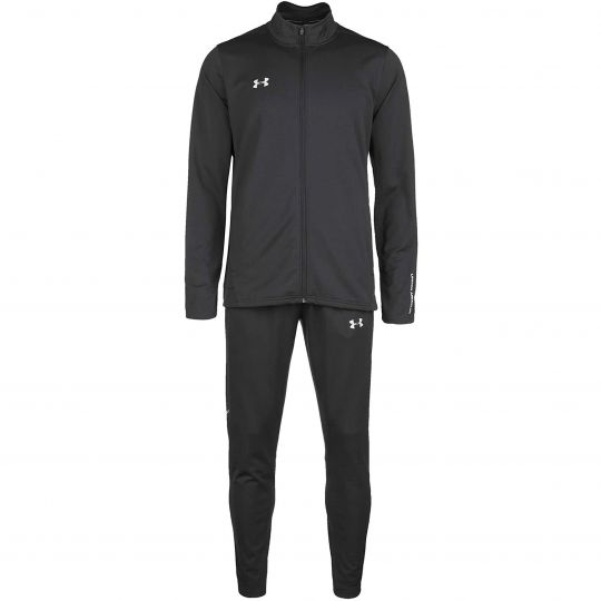 Under Armour Trainingspak Challenger Knit Warm-Up Antraciet