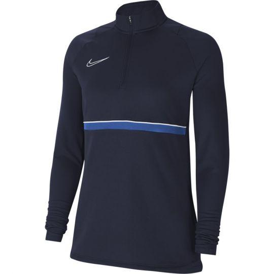 Nike Academy 21 Trainingstrui Dri-Fit Vrouwen Blauw