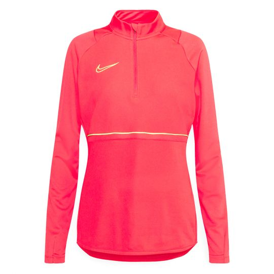 Nike Academy 21 Trainingstrui Dri-Fit Vrouwen Roze Geel