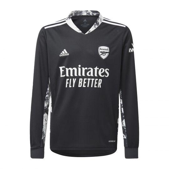 adidas Arsenal Keepersshirt Thuis 2020-2021 Zwart